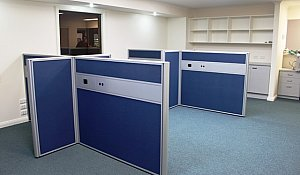 Do You Clean Office Dividers?