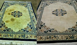 Should I Use My In House Carpet Machine On My Oriental Rug