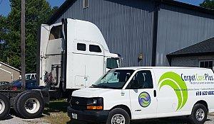 We Clean Semi-Tractors